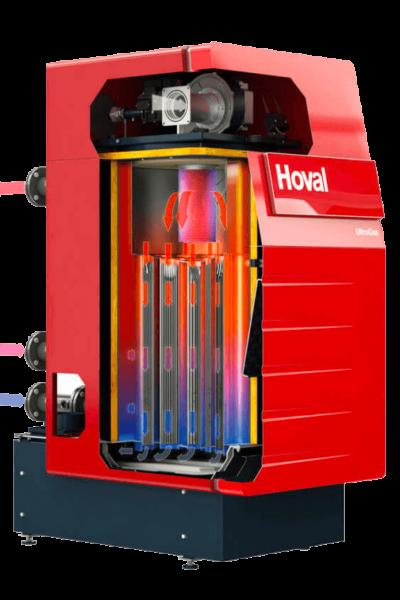 caldaia Hoval Ultra Gas